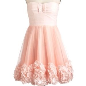 Pink Grapefruit Martini Dress